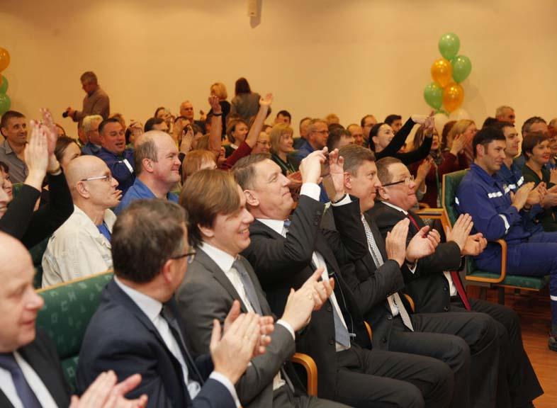 Кульминацией праздника стали поздравления коллектива Пивзавода Ярпивоjpg