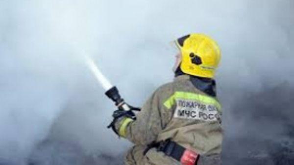 В Ярославской области при пожаре в многоэтажке пострадала пожилая женщина