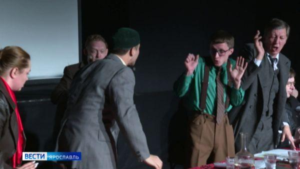 В стены ярославского театра вернулась режиссерская лаборатория