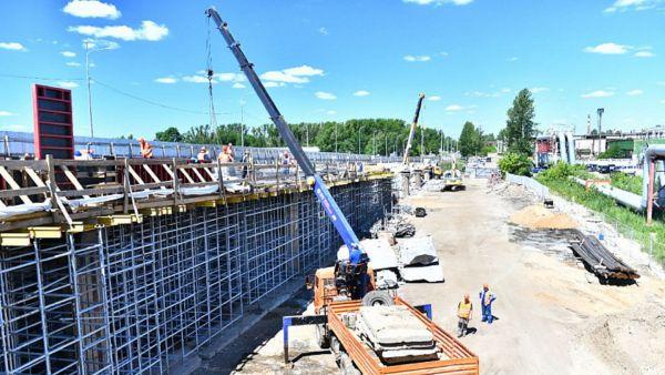 В Ярославле Добрынинский мост перекроют до 22 августа