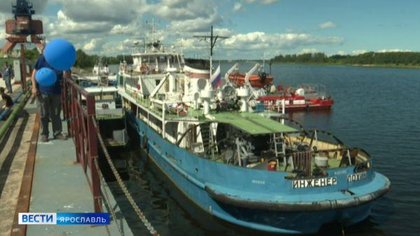 Рыбинский судостроительный завод «Вымпел» отмечает 90-летие