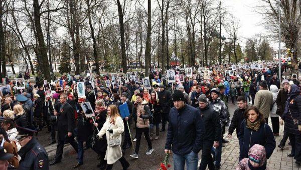 «Бессмертный полк» 9 мая в Ярославской области пройдет в онлайн-формате