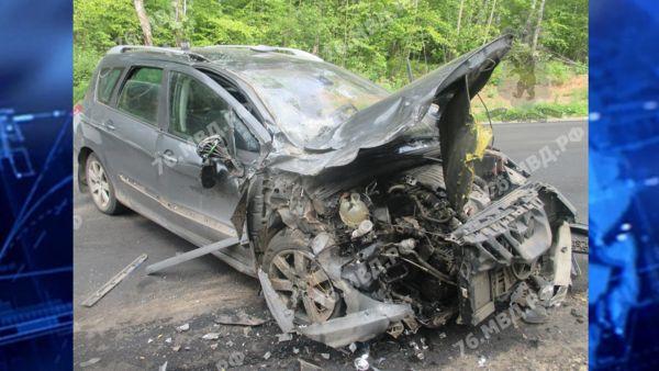 В ДТП в Переславском районе погибла 61-летняя женщина