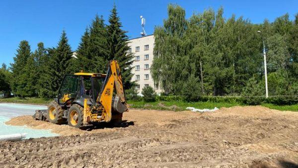 В Рыбинске появится новое футбольное поле с искусственным покрытием