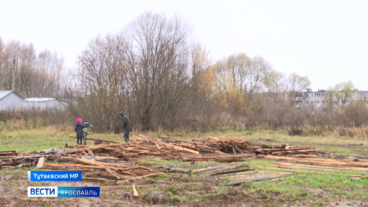 Семья из Ярославской области получила земельный участок с сюрпризом