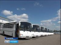 На междугородние маршруты в Ярославской области выйдут 19 новых автобусов