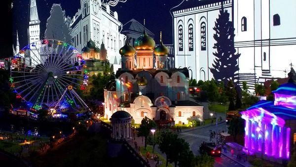 Ярославский шоу-макет «Золотое кольцо» попал в шорт-лист интересных музеев России
