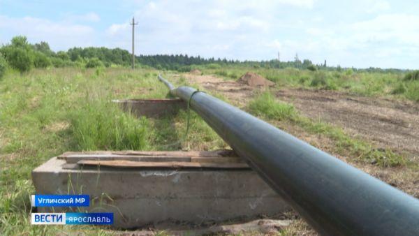 Реконструкции канализационного коллектора в Угличском районе ждали десятилетия