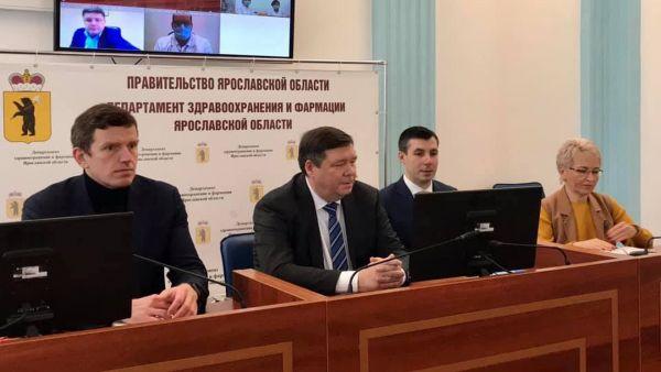 В Ярославской области назначили нового директора департамента здравоохранения