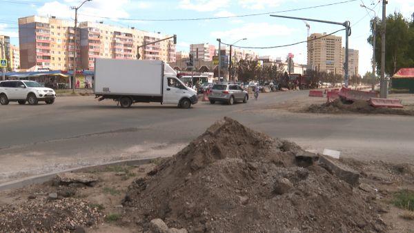В Ярославле снова перенесли сроки открытия проспекта Машиностроителей