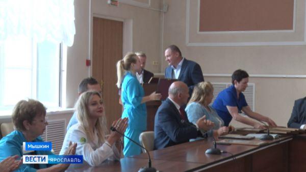 В Ярославской области наградили медиков сводного отряда ФМБА