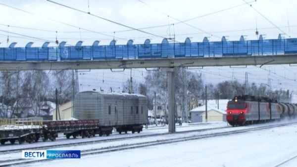 В Ярославле поздравили СЖД: она стала лучшей среди магистралей страны