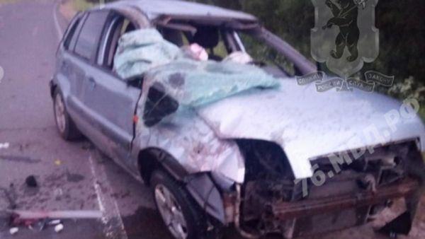 В ДТП в Ярославской области погиб водитель и пострадала 3-летняя девочка