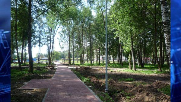 Треть проектов по благоустройству реализованы в рамках нацпроекта «Жилье и городская среда»