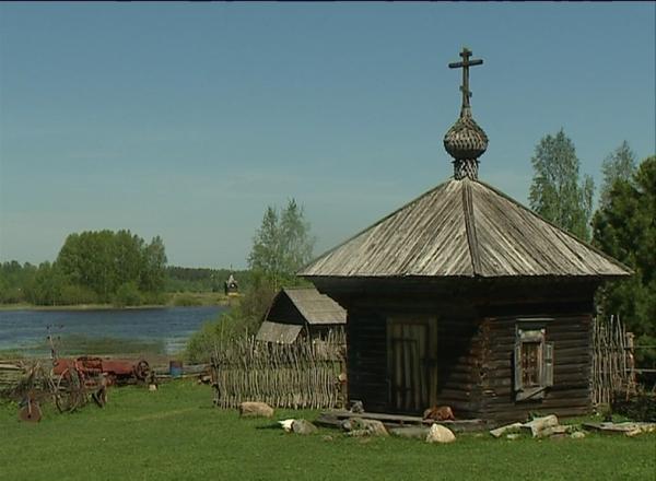 Деревня, застывшая в 19 веке