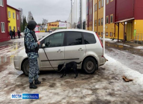 В Ярославской области продолжается подготовка к чемпионату России по биатлону