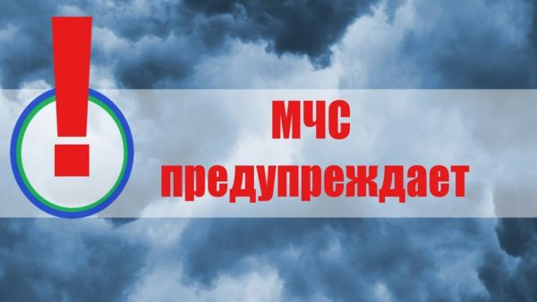 В Ярославской области ожидается сильный дождь с порывами ветра