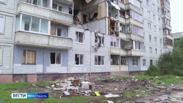 В Ярославле проведут еще одну экспертизу дома на Батова