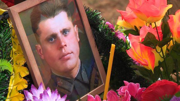 В Ярославской области захоронили останки погибшего в годы войны летчика
