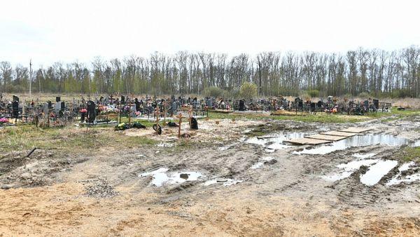 В мэрии Ярославля рассказали, как борются с водой на Осташинском кладбище