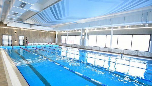 В Ярославле открылся один из крупнейших в России спортивных центров