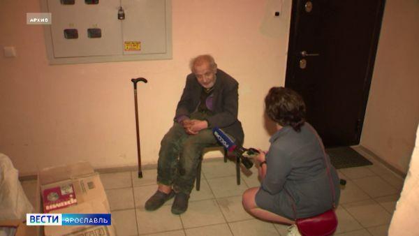 Ярославский омбудсмен поможет бывшему преподавателю медуниверситета, жившему на улице