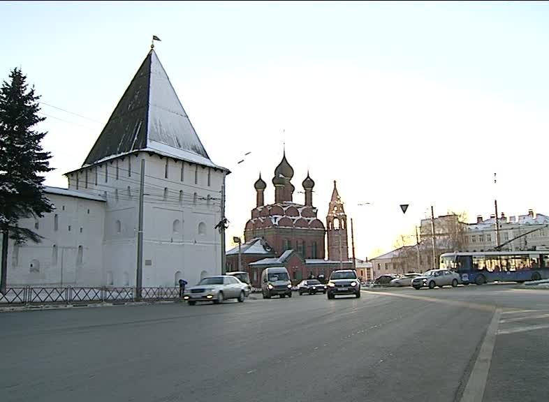 В Ярославле на Крещение ограничат движение транспорта