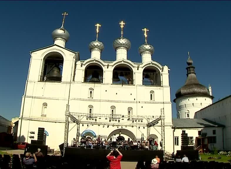 Фестиваль «Ростовское действо» расскажет о культуре русского Средневековья