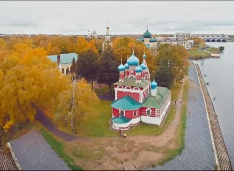 29-31 августа состоится II Всероссийский фестиваль телевизионных программ, видеофильмов и роликов «Золотое кольцо России»