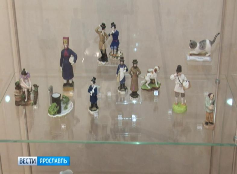 Юбилей музея на Волжской набережной отметили коллекцией промышленника Вадима Орлова