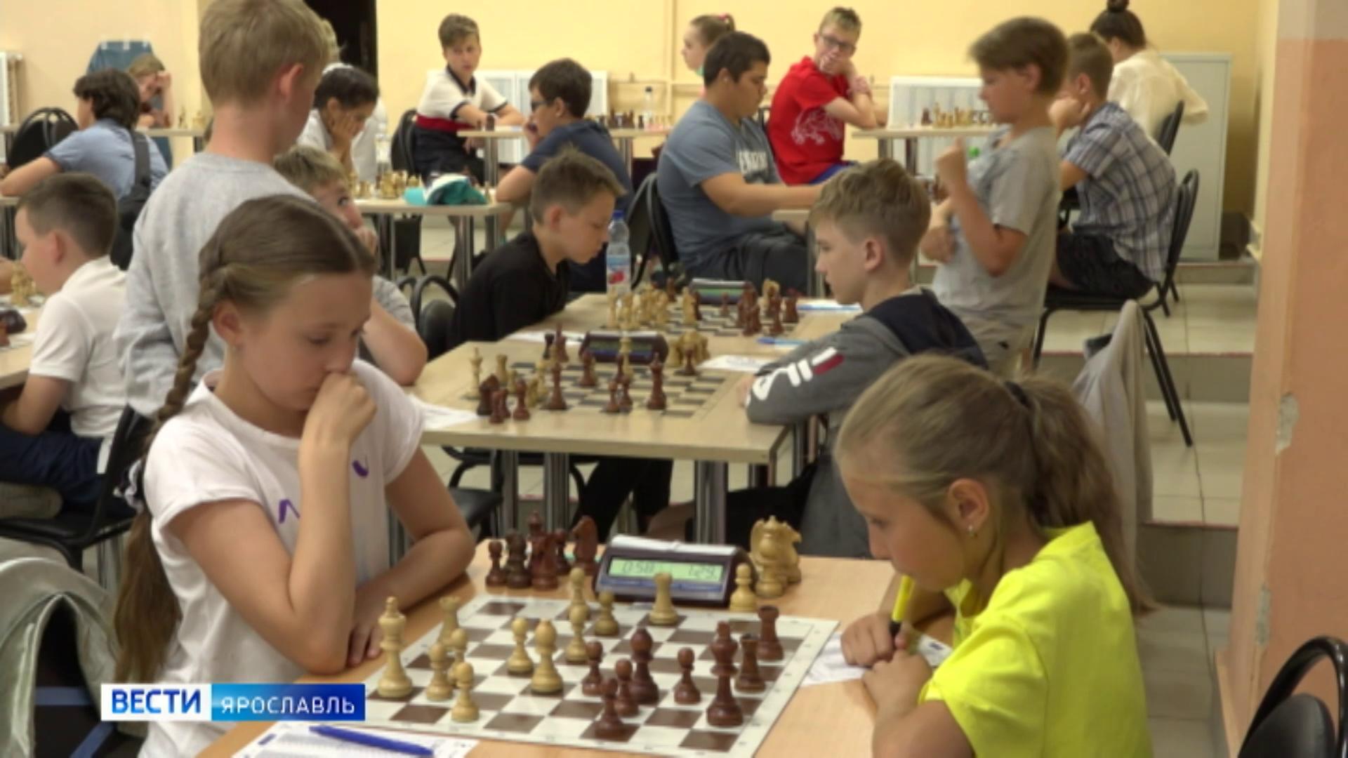 В Ярославле стартовал этап Кубка России по шахматам