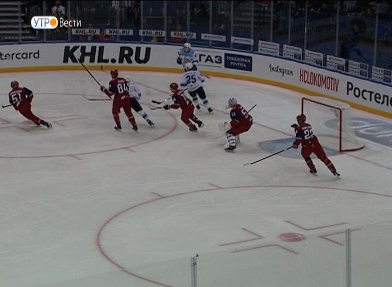 Сегодня «Локомотив» на своем льду принимает «Сибирь»: слушайте прямую трансляцию на частоте 107 и 9