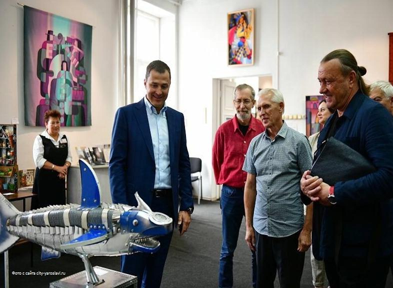 В Пермской художественной галерее откроется выставка «Театр и только театр»