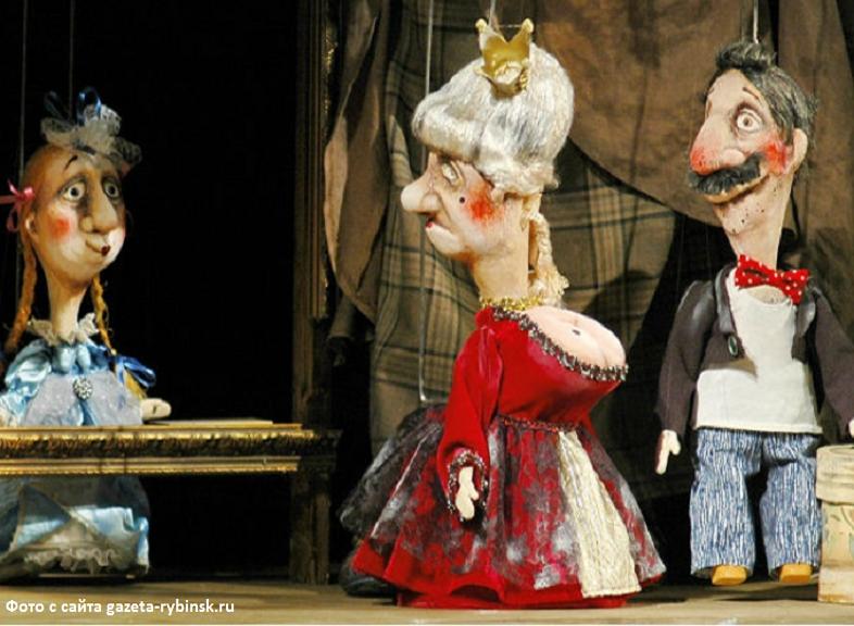 Рыбинский театр кукол отправился в Белоруссию