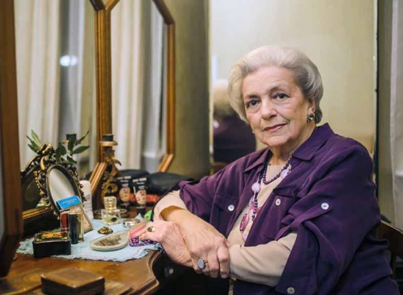 Не стало старейшей актрисы Волковского театра