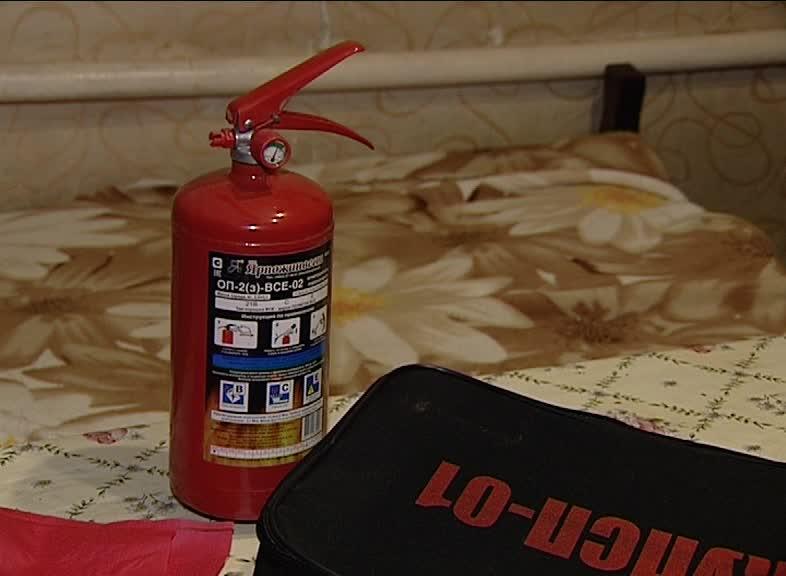 В Ярославской области пенсионерке продали ненужные ей средства пожаротушения