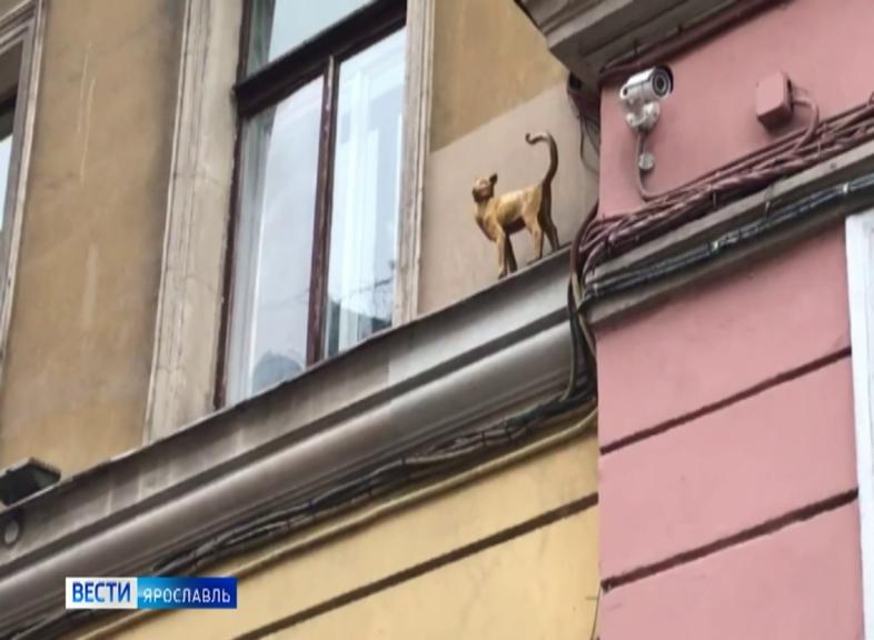 Четыре вагона ярославских дымчатых мурлык спасли блокадный Ленинград от полчищ крыс