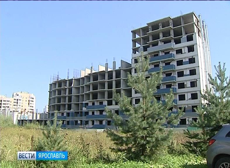 Недостроенные здания становятся опасными «игровыми» площадками для детей