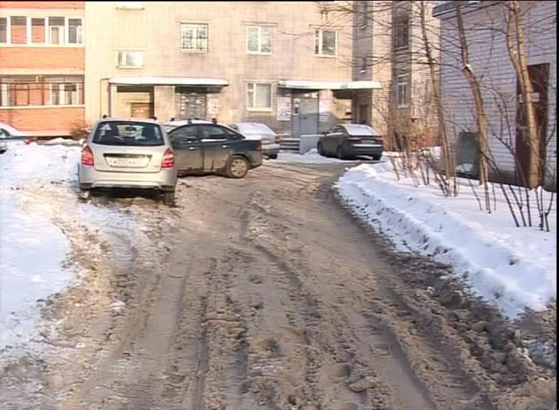 Из-за скользких тротуаров сотни ярославцев были вынуждены обратиться за медицинской помощью