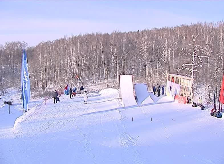 Ярославль принимает всероссийские соревнования по фристайлу