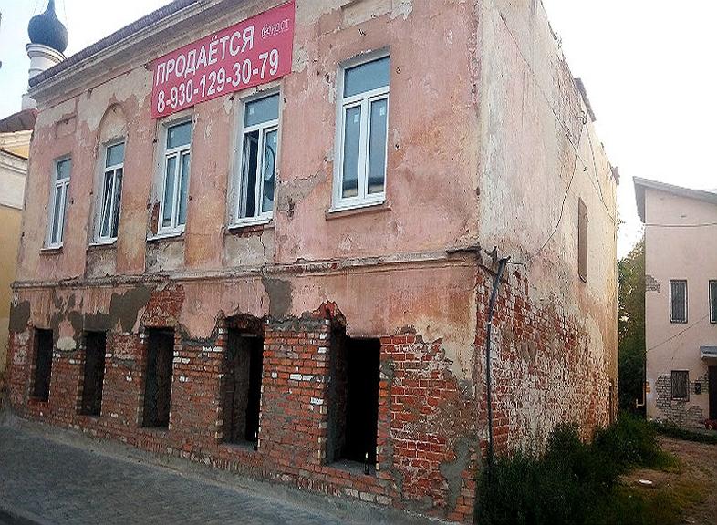 Прокуратура Рыбинска встала на защиту памятника архитектуры