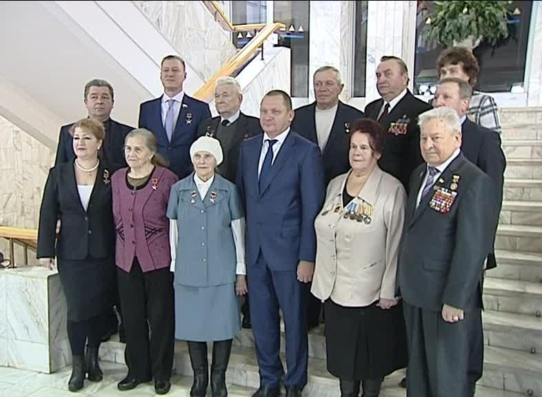 В Ярославле отметили День Героев Отечества