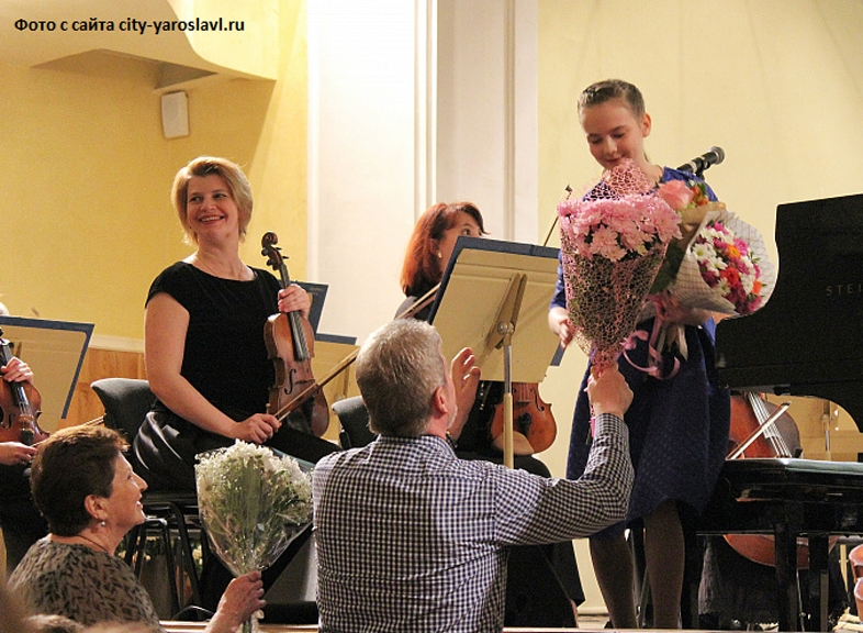 В Ярославле будут поощрять талантливых детей