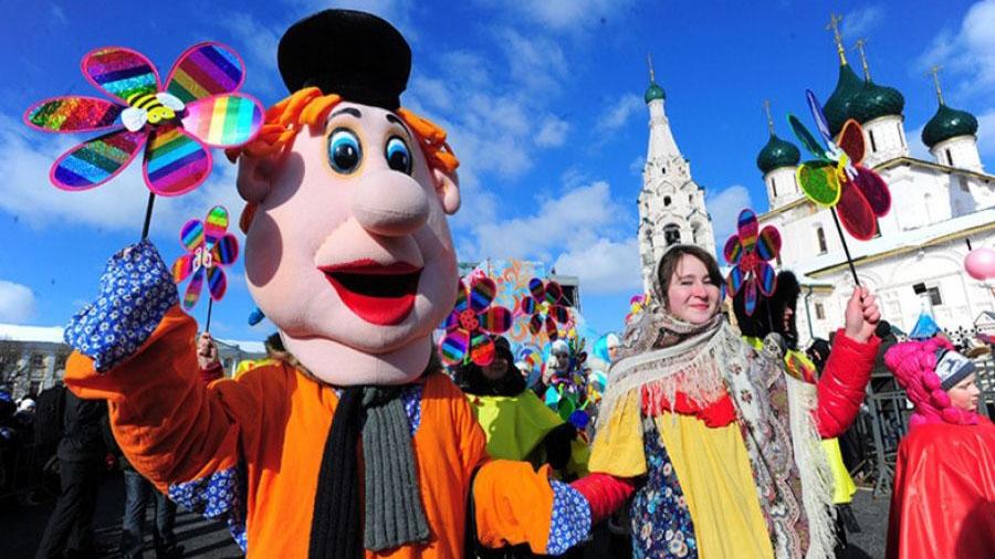 Программа празднования «Главной масленицы страны» в Ярославле 2020