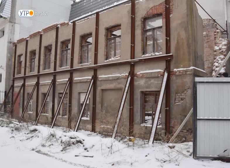 В Ярославле 6 объектов культурного наследия нуждаются в ремонте