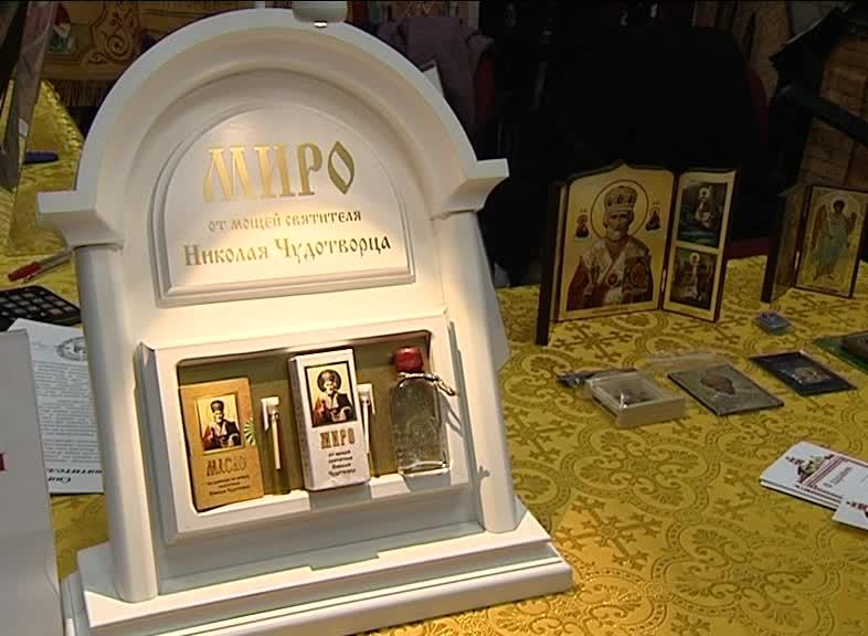 В Рыбинске откроется православная выставка «Мир и Клир»