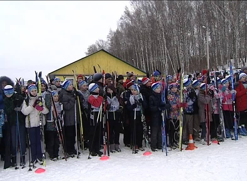 В Ярославской области прошла «Лыжня России»