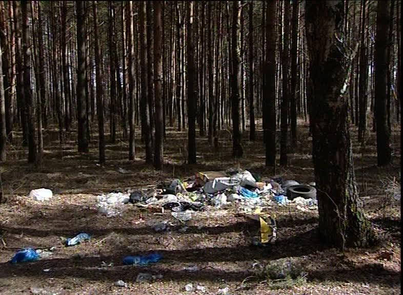 «Дежурный по городу» провел рейд по местам скопления мусора