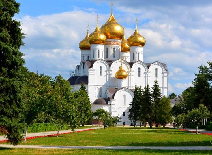 Закончен сбор заявок на Всероссийский фестиваль «Золотое кольцо России»