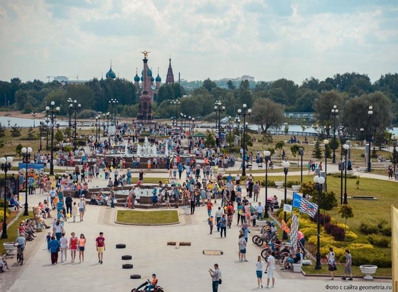 Программа Дня города Ярославля